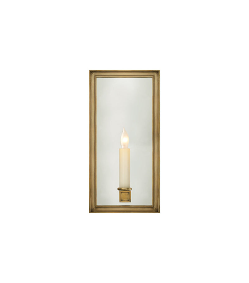 "Lund 12"" Single Sconce"