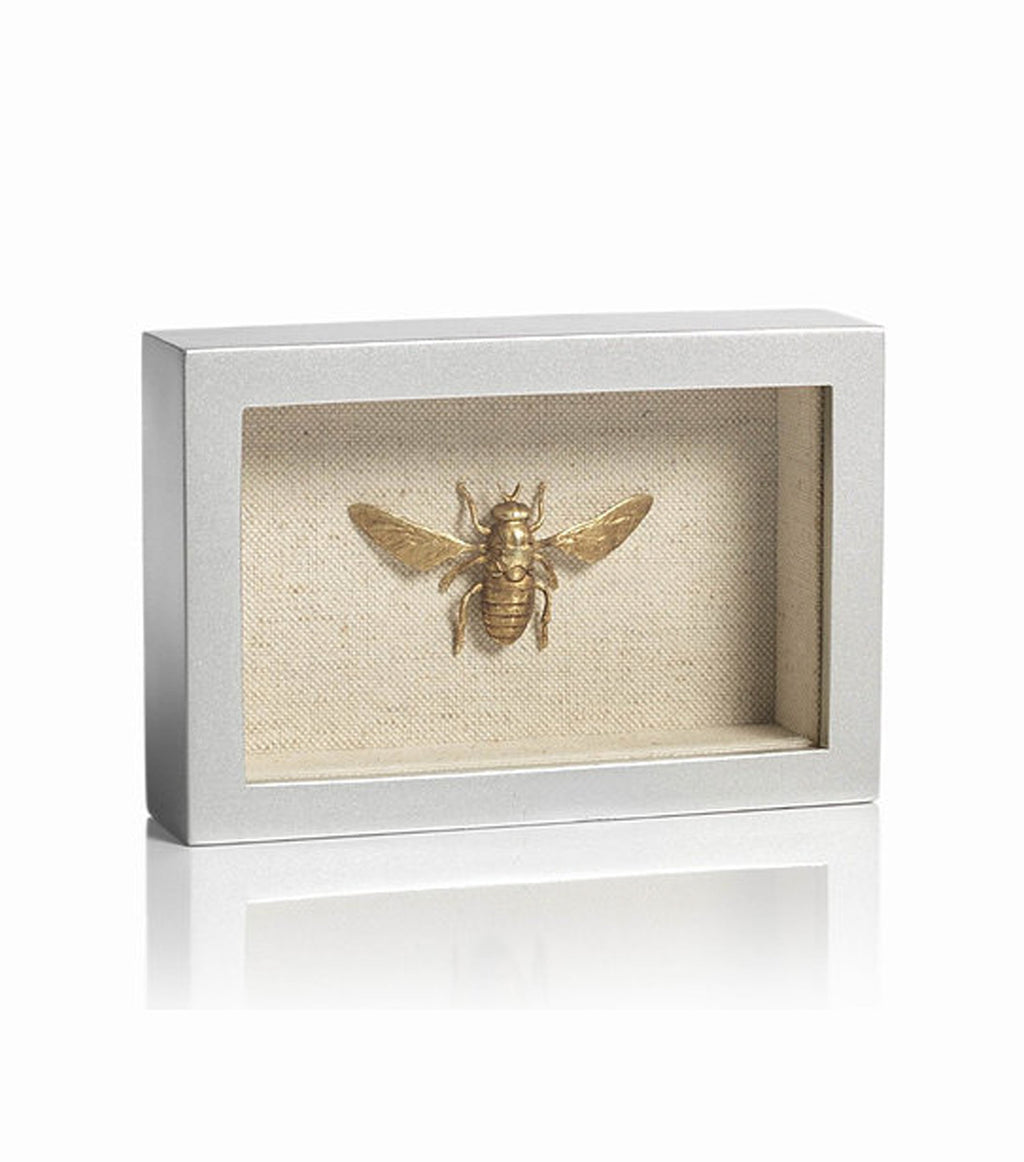 Bee in Shadow Box