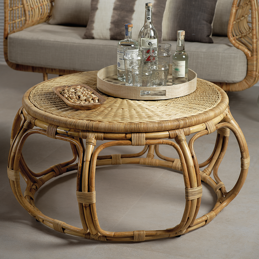 Adrina Rattan Round Table