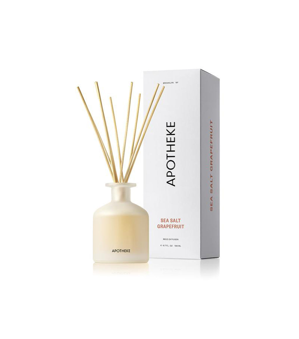 Sea Salt Grapefruit Reed Diffuser