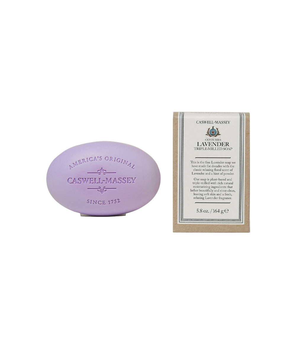 Centuries Lavender Bar Soap