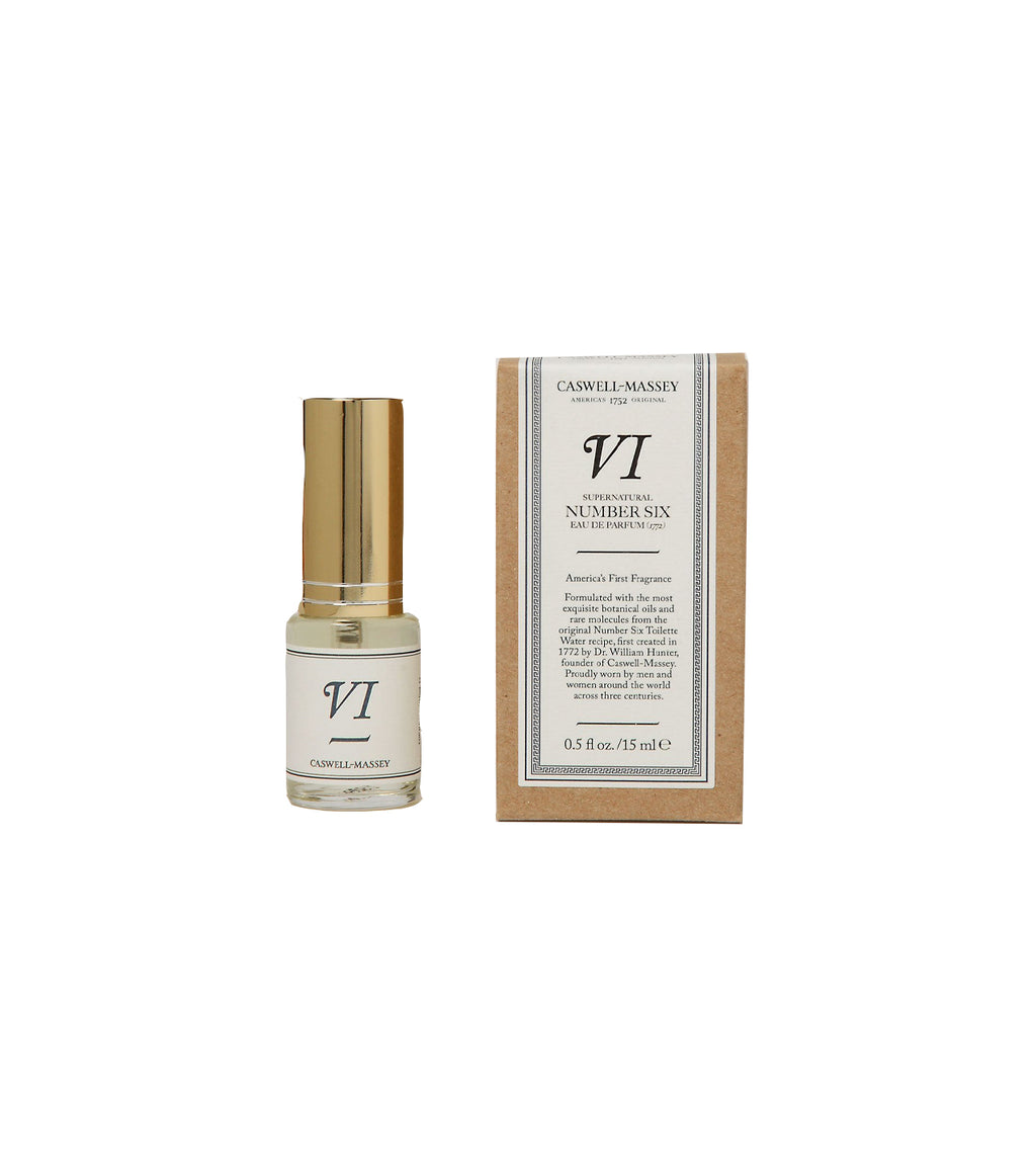 Number Six Travel Fragrance 15ml