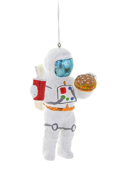 Galactic Junk Food Ornament