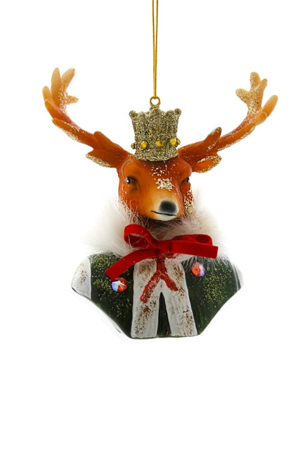 Sovereign Stag Ornament