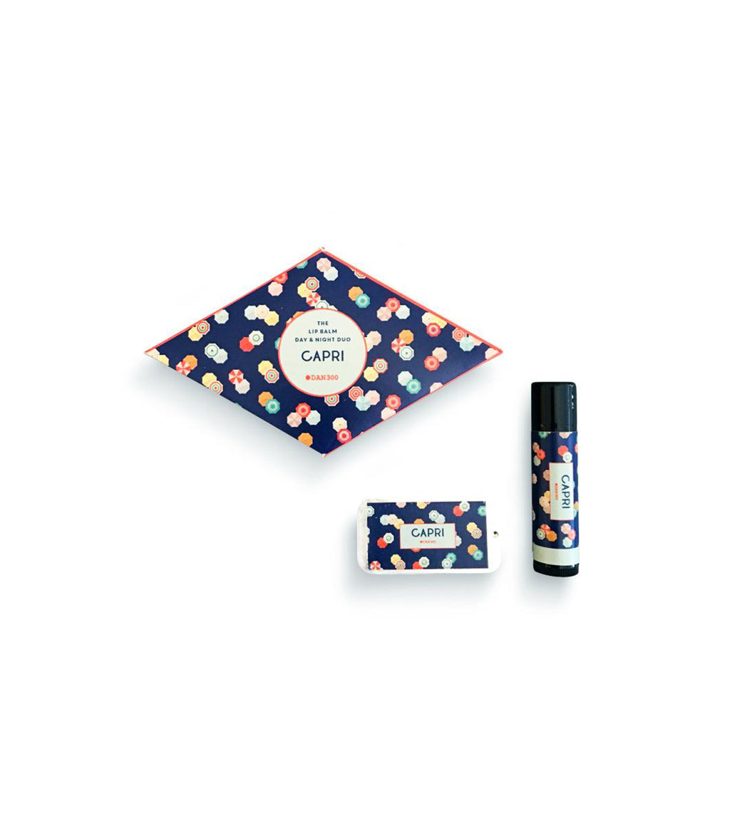 Capri Lip Balm Duo