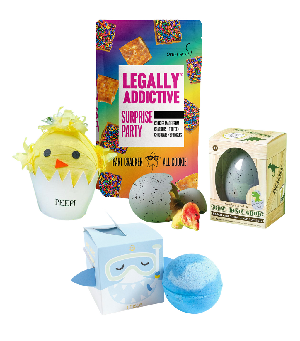 Easter Surprise Gift Box
