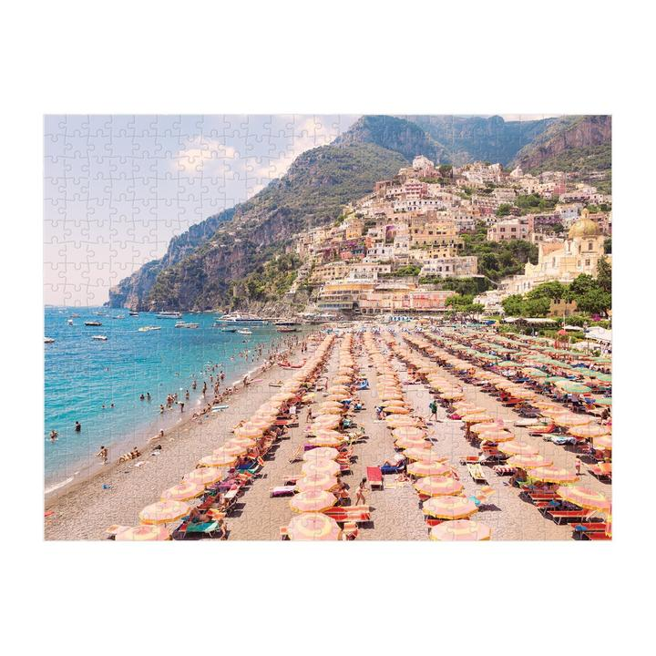 Gray Malin Italy 2-Sided Puzzle