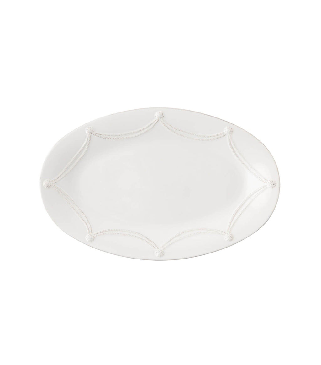 "Grande Berry & Thread 18"" Oval Platter"