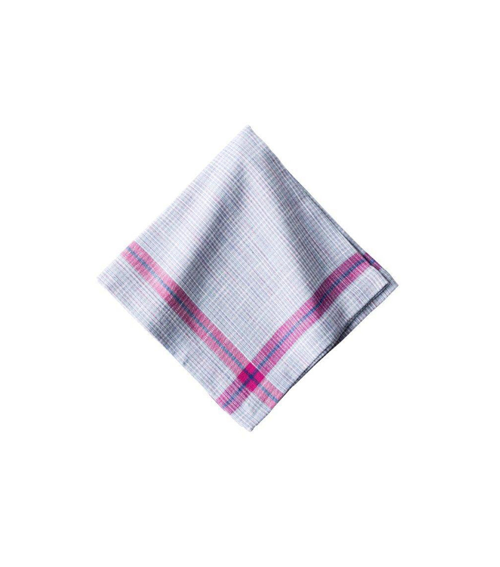 Khadi Plaid Napkins