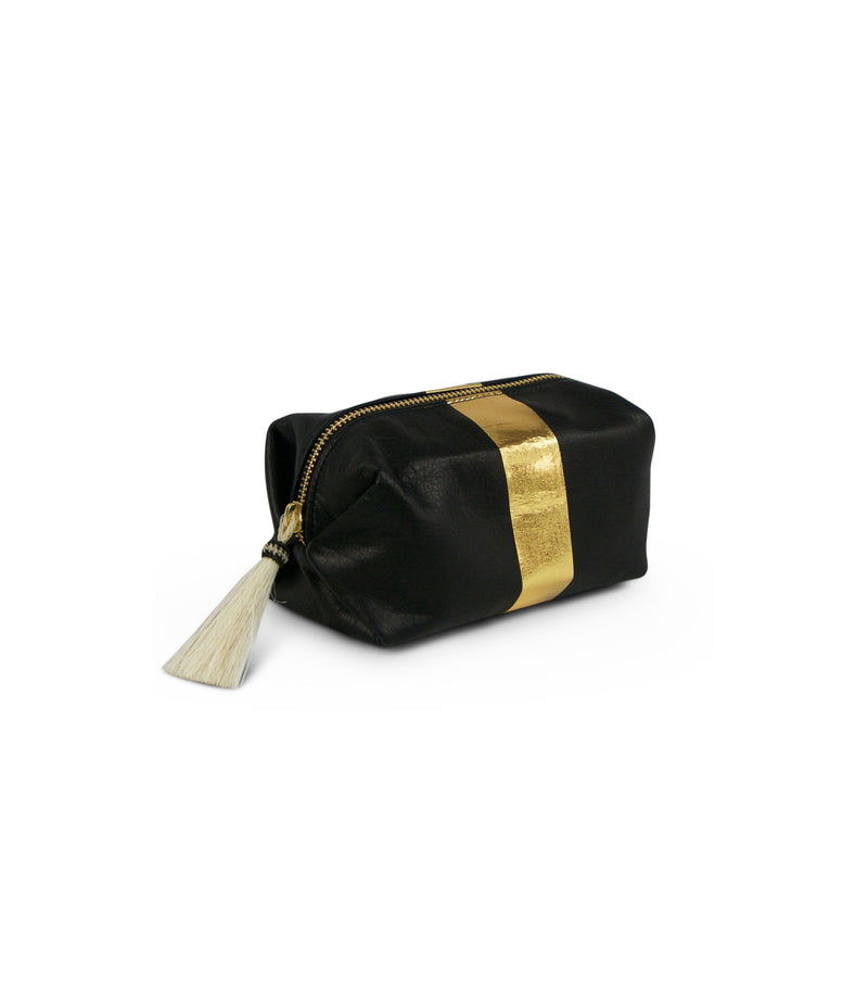 Navy/Gold Pouch
