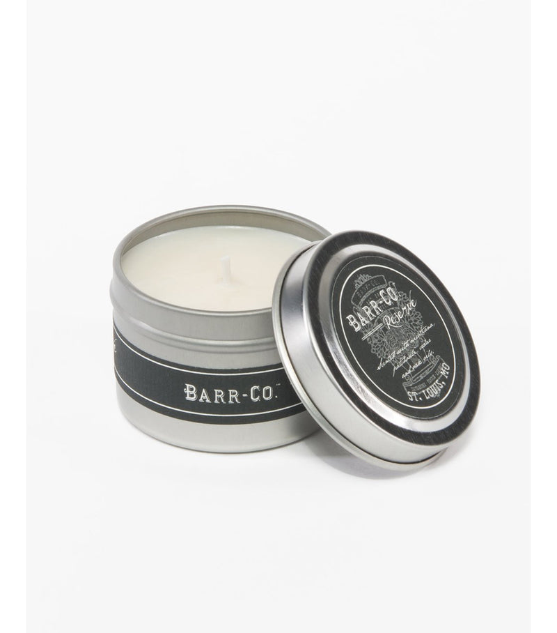 Barr-Co. Travel Candle