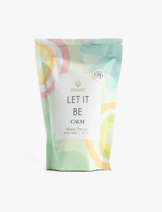 Let It Be CBD Bath Soak