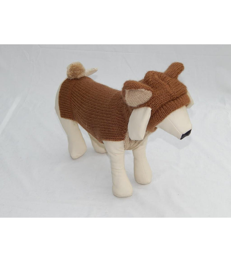 Teddy Bear Dog Sweater