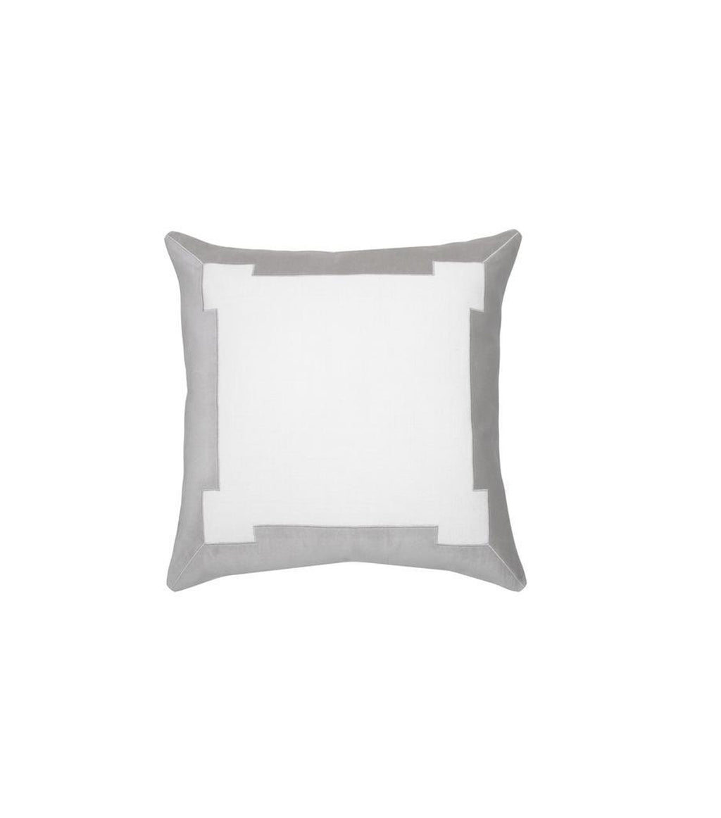 Velvet Border Pillow