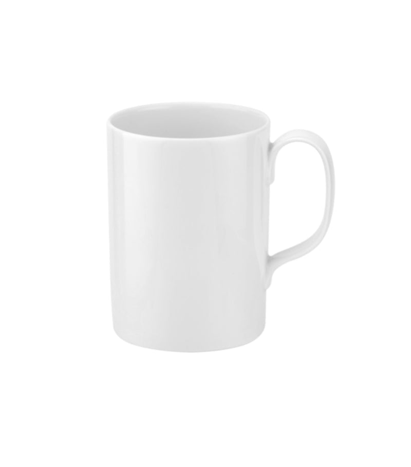 Choices White Mug