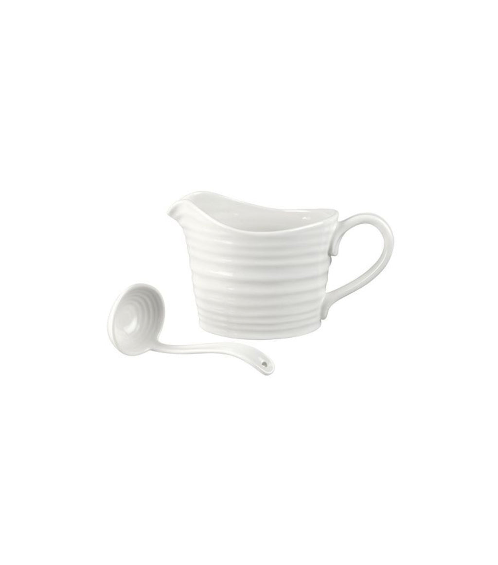 Mini Sauce Jug and Ladle Set