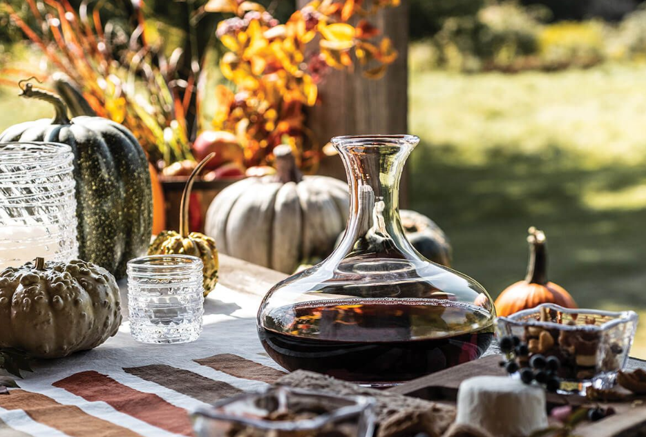 Ascutney Wine Decanter