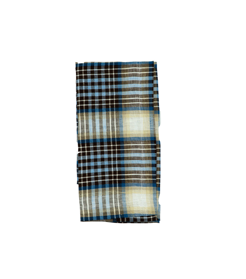 Linen Country Plaid Napkins
