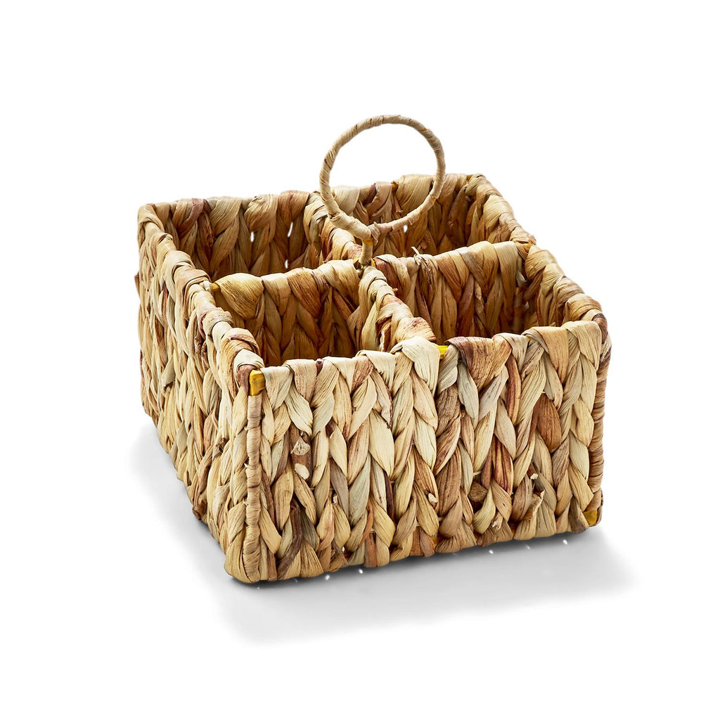 Hand-Crafted Seagrass Caddy