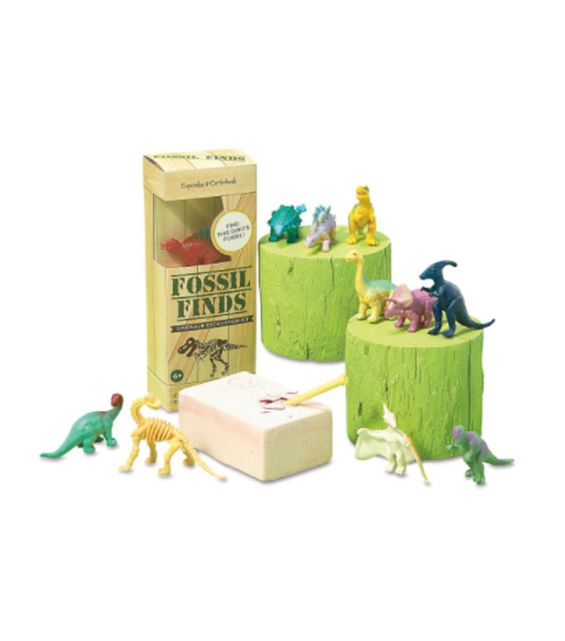 Fossil Finds Dino Excavation Kit
