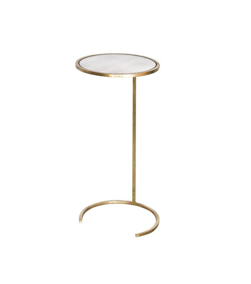 Gold Cigar Table
