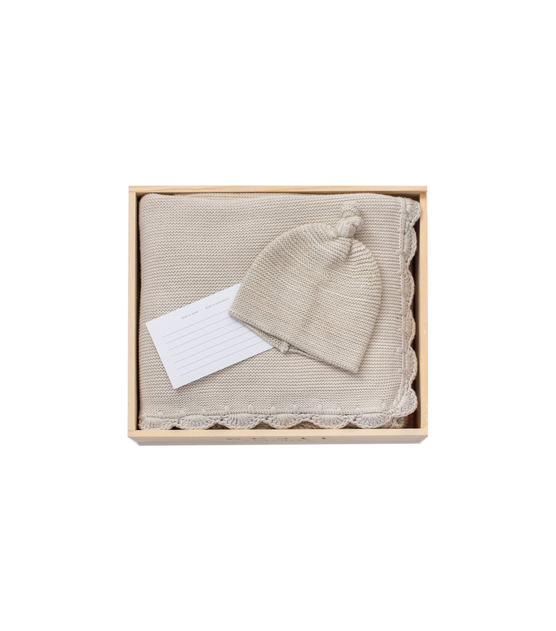 Heirloom Baby Gift Set