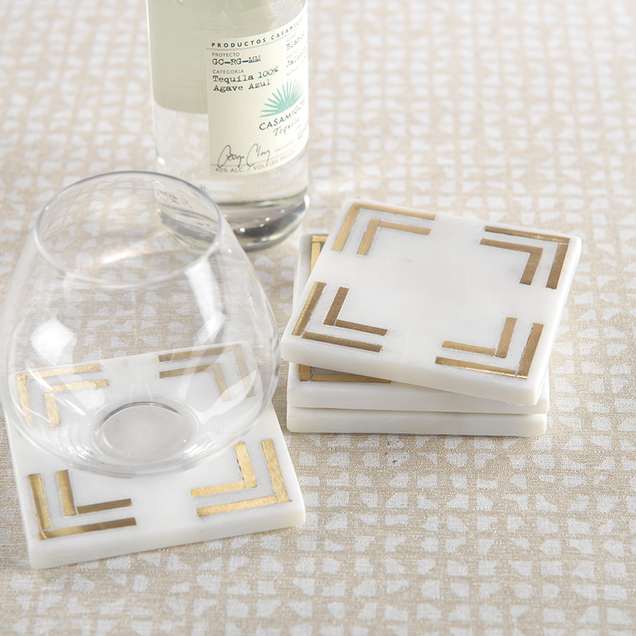 Marmo Marble Coasters