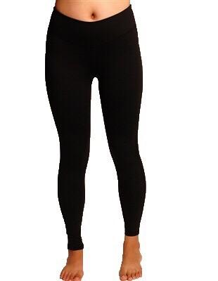ONE TOOTH WIDE BAND LEGGING