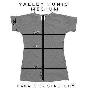 BLONDIE Valley Tunic