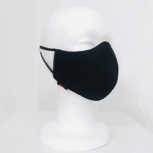 Keneea Linton Black Neoprene Face Mask