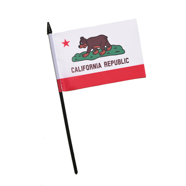 California Mini Adventure Flag