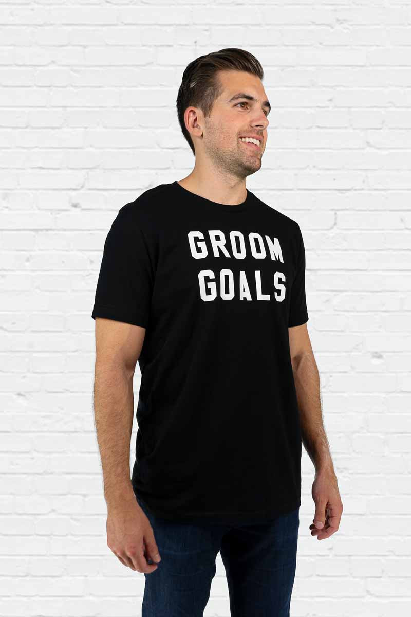 Groom Goals Tee