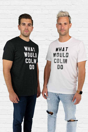 The What Would Groom Do Tee