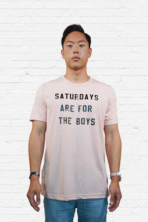 Saturdays are for the Boys Tee