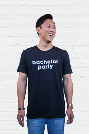 Bachelor Party Vintage Tee