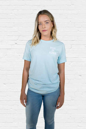 Maid of Honor Definition Boyfriend Tee