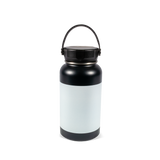 25 oz Black Water Bottle