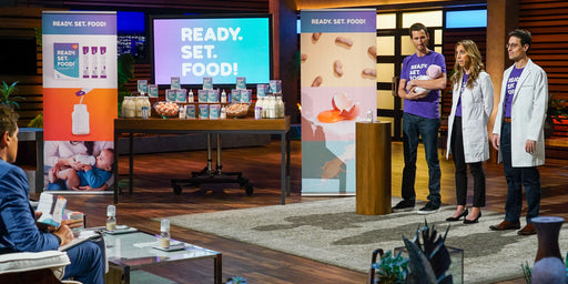 Mark Cuban Invests in Ready, Set, Food! After Shark Tank Appearance
