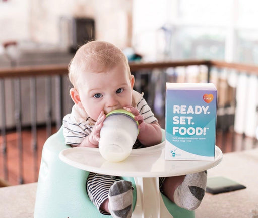 How Ready, Set, Food! Compares to SpoonfulOne and Hello Peanut