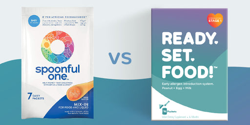 Why Moms and Pediatricians Choose Ready, Set, Food! Over SpoonfulOne