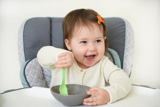 On Solid Ground: Starting Solids & Early Allergen Introduction, Presented by Tummy Thyme