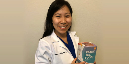 Childhood Food Allergy Prevention Questions Answered! With Physician Assistant (and Mom!) Grace Chen