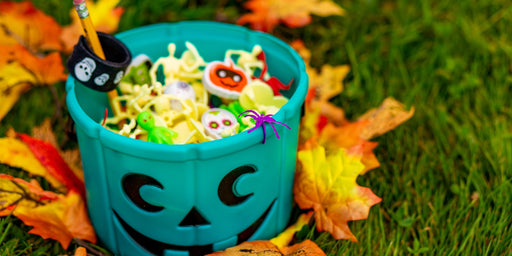 Trick or Treating Safely with Food Allergies