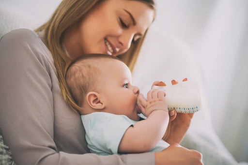 The Pros and Cons of Formula Feeding
