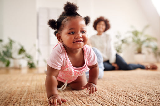When Do Babies Crawl? Plus, More Key Milestones for Baby's First Year