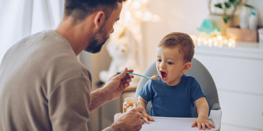 Gagging Vs. Choking During Baby Led Weaning: How To Tell The Difference
