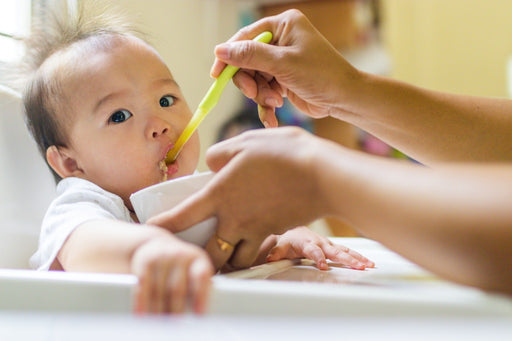 USDA Feeding Guidelines for Babies: 3 Things Every Parent Should Know
