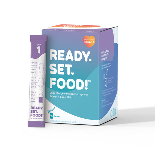 Ready, Set, Food! Daily Supplement (6 months Wellness Prepaid)