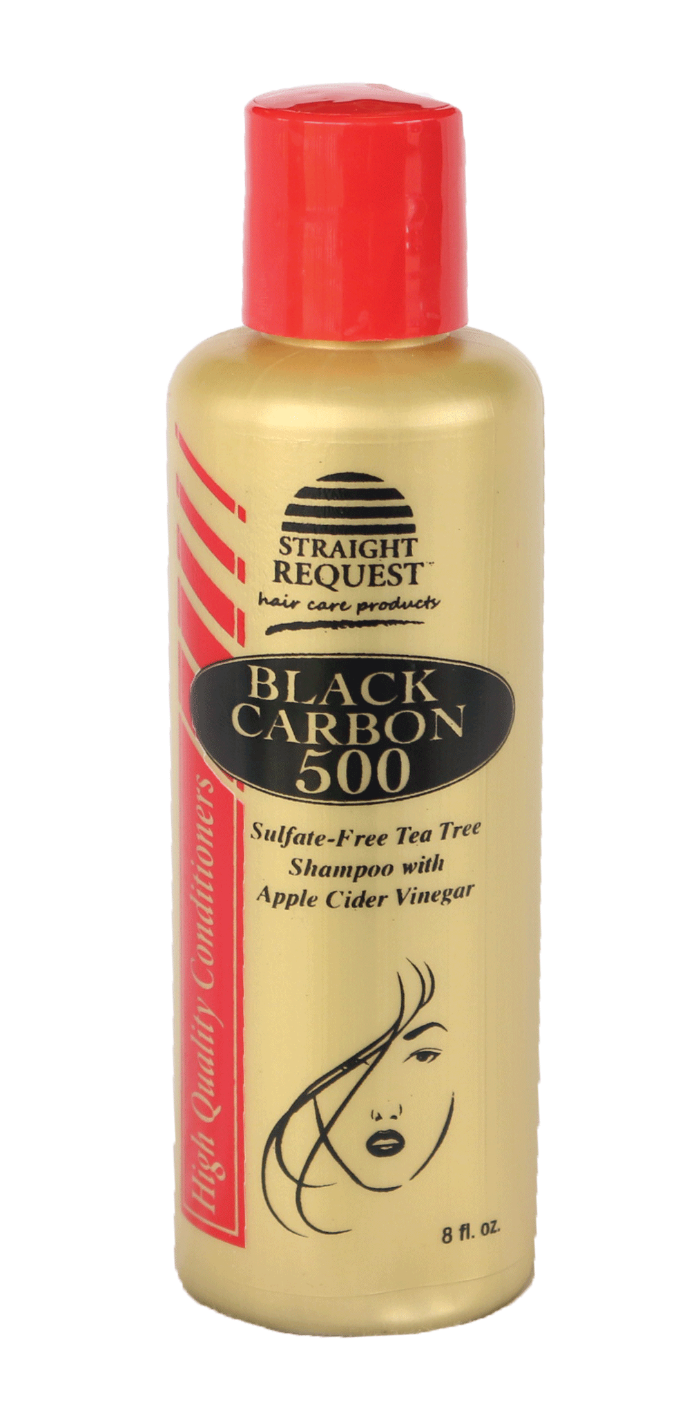 Black Carbon Treatment Shampoo - 8oz