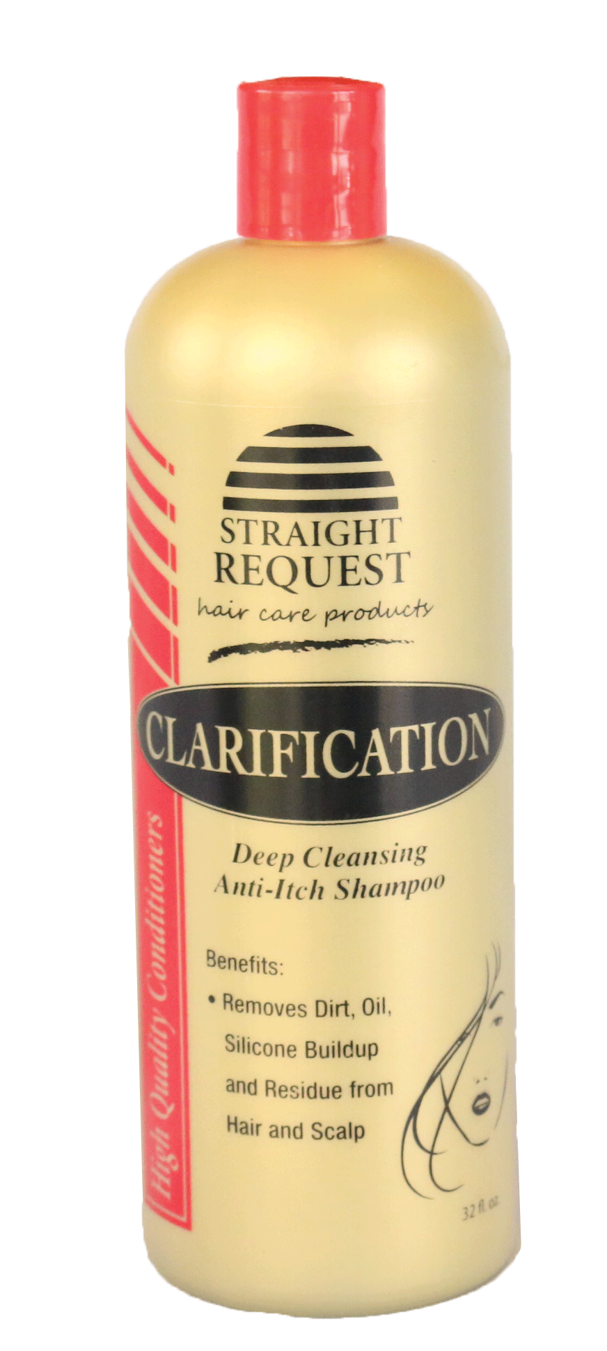 Clarification Deep Cleansing Shampoo - 32oz